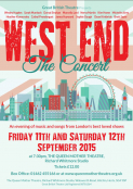 WEST END MUSICALS - in HITCHIN!