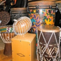 Drum for Fun at Denman College