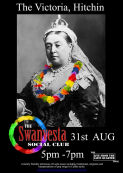 Party Time at The Vic with Swanvesta Social