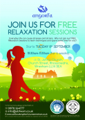 Free relaxation sessions
