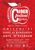 The World's End Cider Festival