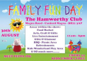 Family Fun Day At The Hamworhty Club