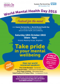 World Mental Health Day - Festival for the Mind