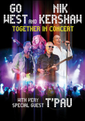 Go West & Nik Kershaw together in concert with very special guest T'Pau