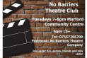 No Barriers - Theatre Club