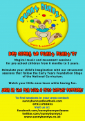 Sunny Bunny's Preschool Music and Movement Classes