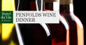 Penfolds Wine Dinner At Hotel du Vin & Bistro