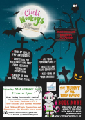 Cheeki Monkeys HALLOWEEN Baby & Children's Market – Milton Keynes