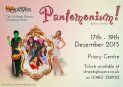 St Neots Players Presents … Pantomonium at The Priory Centre