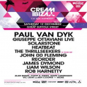 We Are WHSE presents: Cream Ibiza in association with GoodGreef