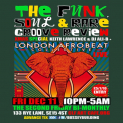 The Funk, Soul & Rare Groove Review Xmas Special with LAC Live