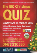 The BIG Charity Christmas QUIZ