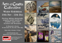 Arts and Crafts Collective winter exhibition
