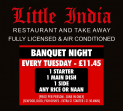 Banquet Nights at Little India Eynesbury