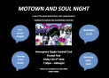 Mowtown & Soul Night at Bromsgrove Rugby Club