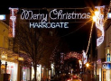 Harrogate Christmas Lights - the big switch on