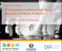 8th European Conference on Rare Diseases & Orphan Products