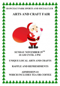 Art and Craft Fair