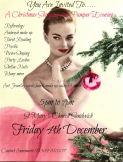 Christmas Shop and Pamper Evening