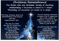 Christmas Remembrance