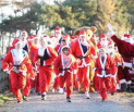 Santas on the Run - Harrogate