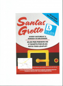 santa's grotto opening day