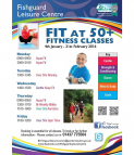 Fit at 50+ @ Fishguard Leisure Centre