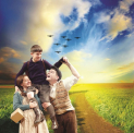 Goodnight Mister Tom at Cambridge Arts Theatre