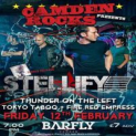 Camden Rocks presents Stellify and more live at Camden Barfly