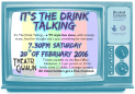 It's The Drink Talking @ Theatr Gwaun