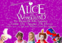 ALICE IN WONDERLAND - MANDERVILLE HALL KIMBOLTON