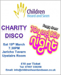 Children Heard and Seen 70s & 80s Charity Disco