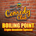 Saturday 21st May 2016 Hot Water Comedy Club 'Triple Headline Show'