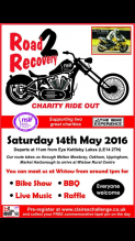 Road To Recovery - Charity Ride Out at Wistow