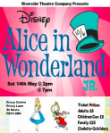 Riverside Theatre Company - Alice in Wonderland at The Priory Centre
