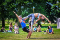 Yoga Connects Festival July 2016 - Wellbeing Yoga Music Vegetarian Vegan!