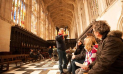 Official Guided Tours: Cambridge College Tour