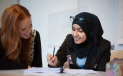 Free one-to-one tutoring, support and advice for 16 to 18 year olds with IntoUniversity
