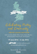 Shore to Shore: Celebrating Poetry with the Carol Ann Duffy & friends