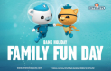 Royal Windsor Racecourse Family Fun Day with Octonauts