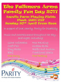 Family Fun Day at the Falkners Arms