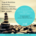 Yoga & Nutrition | Hormone Rebalance Workshop | Wellbeing in Birmingham