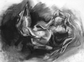 Art - Drawing in Charcoal and Graphite