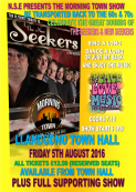 N.S.E Presents The Morning Town Show. Tribute to the Seekers & New Seekers