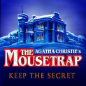 Agatha Christie's The Mousetrap at the Opera House.