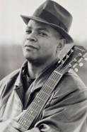 GUY DAVIS - Blues Musician