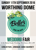 Belle's Events Worthing Dome Wedding Fair