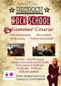 RecRock Cardiff Summer Rockschool