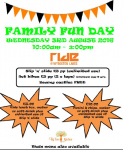 Family Fun Day at Ride Leisure St Neots