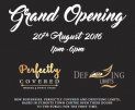 Grand Opening of 2 New Businesses in St Neots